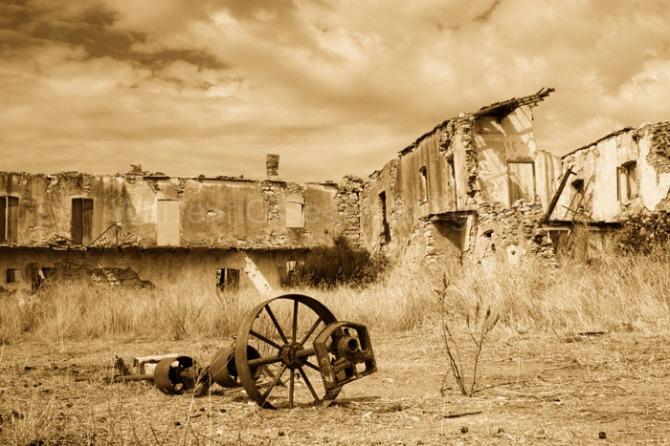 Industrial Archeology Pt#1