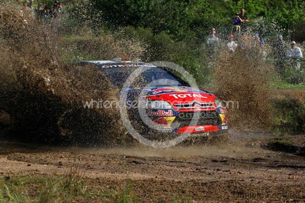 WRC Rally d'Italia, Sardegna 2008
