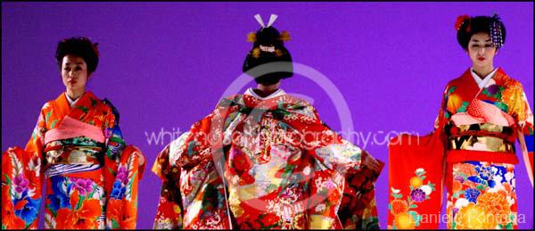 kimono performance Milan