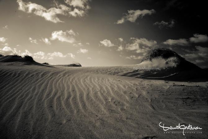 dunes sardinia daniele fontana